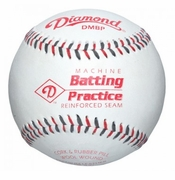 Diamond DMBP Batting Practice Baseball