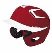 Easton Stealth Grip Two-Tone Batting Helmet