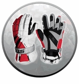 Lacrosse Team Men's Gloves