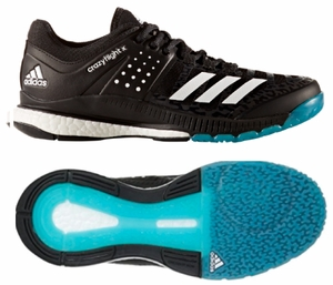Adidas Women Crazyflight X Boost Shoe #BA926
