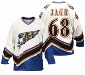NHL Package 3 - Full-color Logo with Twill Name, Number & Sleeve Numbers