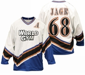 NHL Pro Package (Special Offer) - Full-color Twill Logo, Name, Number and Sleeve Numbers