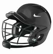 Nike Show Batting Helmet w/Face Mask