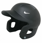 Nike Show Fitted Rubber Finish Batting Helmet