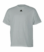 SLD Adidas Climalite Short Sleeve Tee With FRONT Logo
