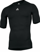 SLD Adidas Team Techfit Compression Short Sleeve Tee
