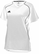 SLD Adidas Varsity Loose Fit Short Sleeve Women's Tee