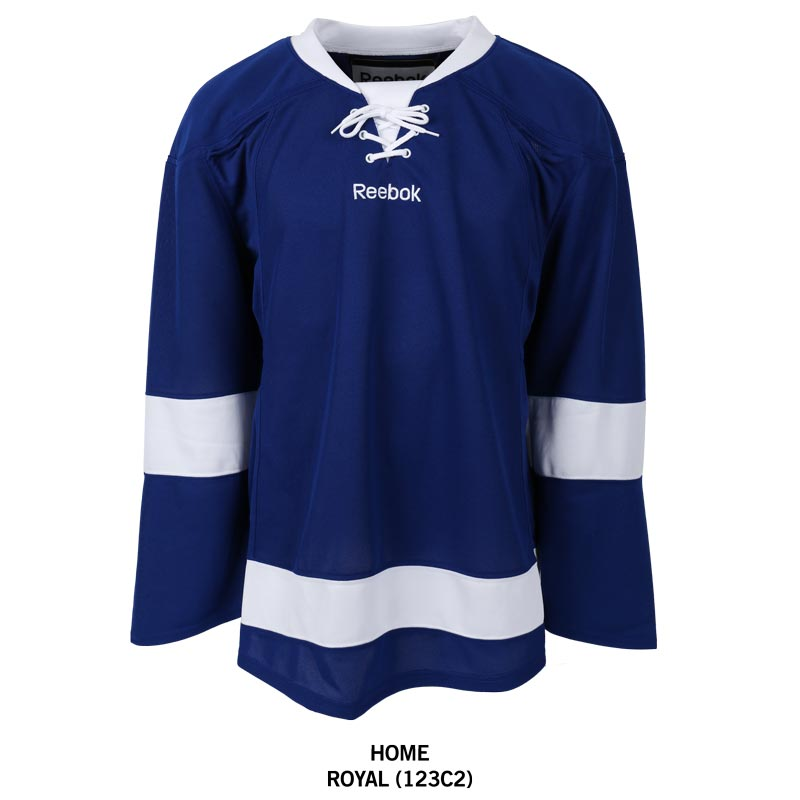 37ef71082 ... Tampa Bay Lightning Reebok Edge Gamewear Uncrested Adult Hockey Jersey  NHL Jerseys Tampa ...