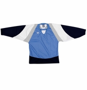 Warrior Lightning KH300 Hockey Jersey - Carolina Blue/Gray/Navy