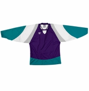 Warrior Lightning KH300 Hockey Jersey - Purple/Teal/White
