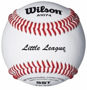 Wilson Little League Tournament Play Baseball