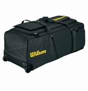 Wilson Pudge Catcher's Bag w/Wheels