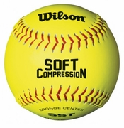 Wilson Soft Compression Fastpitch Softball