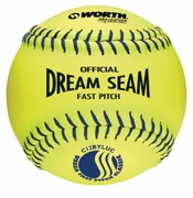 Worth Dream Seam USSSA 12in. Fastpitch Softball