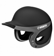 Worth Liberty Away Matte Graphite Batting Helmet