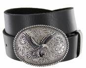 Silver American Eagle Western Casual