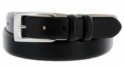 "8628 Men's Leather Dress Belt 1 1/8"" Wide"
