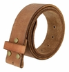 "BS060 Genuine Full Grain Tooled Leather Belt Strap 1-3/4"" Wide"