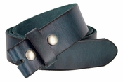 "BS40 Men's Vintage Full Grain Cowhide Leather Casual Jeans Belt Strap 1-1/2"" Wide"