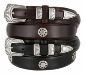 Five Card Stud Poker Ranger Belt