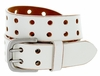 Metro Twin Vintage Full Grain Leather Jean Belt $14.95