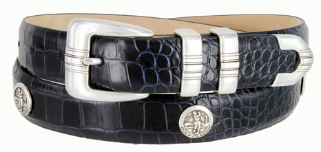 North Carolina Men's Golf Concho Belts