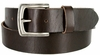 "P3926 ANR Vintage Full Grain Cowhide Leather Casual Jeans Belt 1-1/2"" Wide"