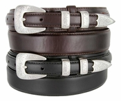 S5527 Oil Tanned Leather Ranger Belt