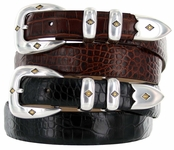 Tuscon Gold Mens Designer Belt