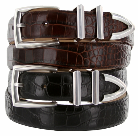 Wilshire Men's Designer  Dress and Golf Belts