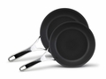 Anolon Nouvelle Copper Hard Anodized 8.5 Inch and 10 Inch Skillet Set