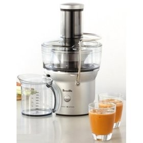 Breville BJE200XL Juice Fountain Compact Juicer