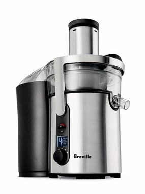 Breville BJE510XL Ikon Five Speed Juice Fountain Juicer
