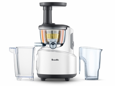 Breville BJS600XL Juice Fountain Crush Slow Juicer