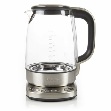 Breville BKE830XL Teavana Glass Variable Temperature Kettle