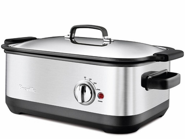Breville BSC560XL Stainless-Steel 7-Quart Slow Cooker