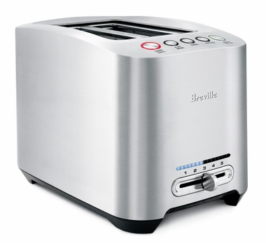 Breville BTA820XL Die-Cast Smart Toaster, 2 Slice