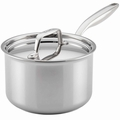Breville Thermo Pro Clad Covered Sauce Pan, 3 Quart