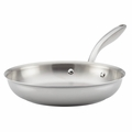 Breville Thermo Pro Clad Open Skillet, 10 Inch