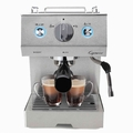 Capresso 125.05 Cafe Pro Espresso and Cappuccino Machine