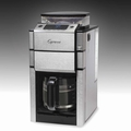 Capresso 487.05 Team Pro Plus Coffee Maker with Glass Carafe