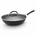 Circulon Symmetry Hard Anodized 12 Inch Nonstick Ultimate Chefs Pan