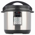 Fagor 670041880 LUX Multi Cooker, 6 Quart