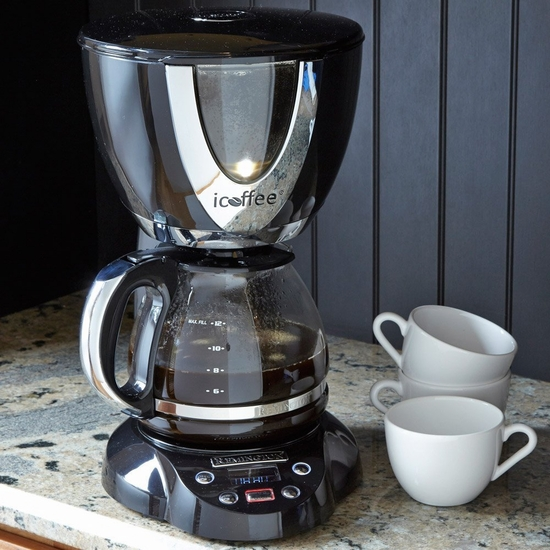 Icoffee Electric Coffee Maker : iCoffee Coffeemaker with SteamBrew Technology at Chefs Corner Store