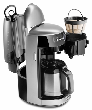 Kitchenaid Coffee Maker 12 Cup Thermal : KitchenAid KCM1203CU KitchenAid Thermal 12-Cup Coffee Maker Contour Silver at Chefs Corner Store