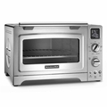 KitchenAid KCO275SS 1800 Watt Countertop Digital Convection Oven, Stainless Steel
