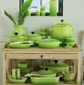 Le Creuset Palm Green Collection