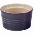 Le Creuset Stoneware 7 Ounce Stackable Ramekin, Cassis Purple