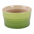 Le Creuset Stoneware 7 Ounce Stackable Ramekin, Palm Green