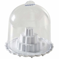 Nordic Ware Cake Pop Stand with Dome Lid
